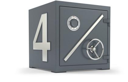 Ahorre 4%, Regla del 4 por ciento de la jubilación
