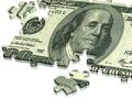 Rompecabezas de un billete de 100 dólares - Trivia sobre la planificación para la jubilación