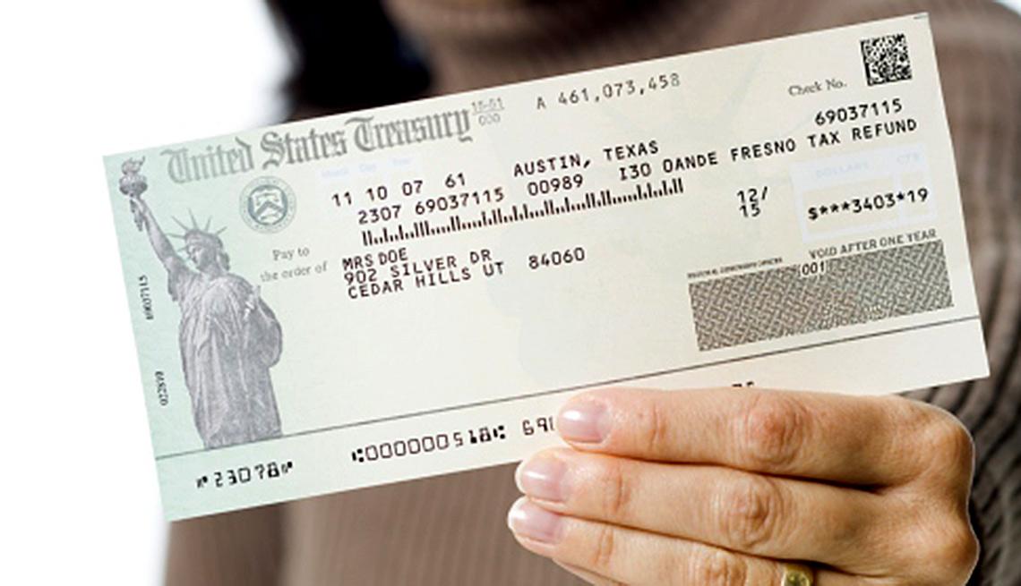 Cheque del Seguro Social - Seguro Social también ayuda a los cónyuges