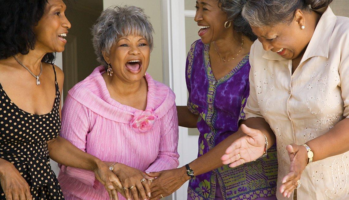 Beautiful Empowered Women, Jo Ann Jenkins column, AARP