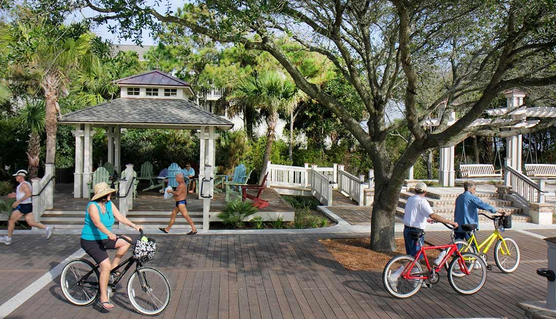 Lugares para vivir la jubilación y aprender - Beaufort, S.C.