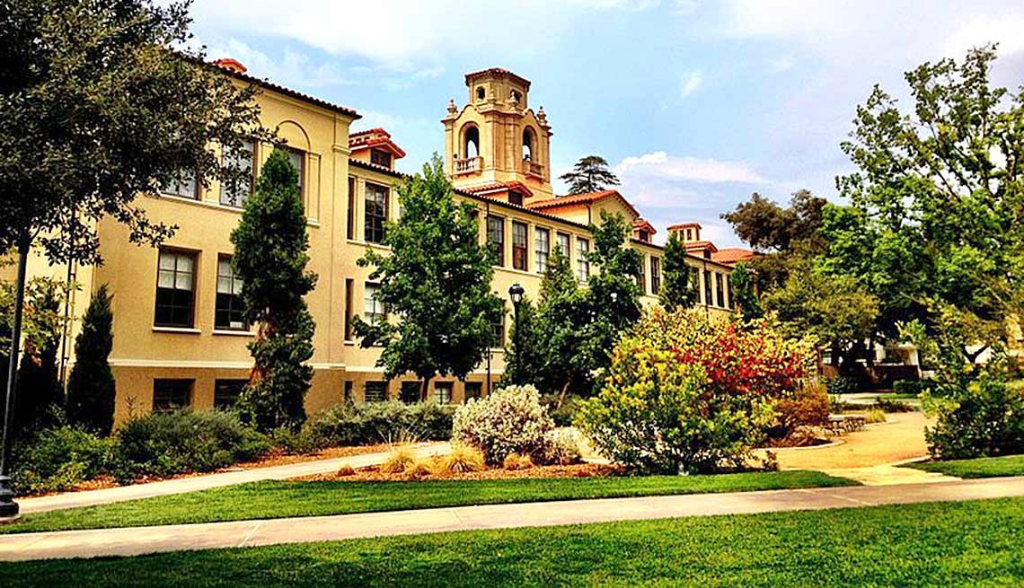 10 Great Places to Live and Learn - Claremont, Calif.