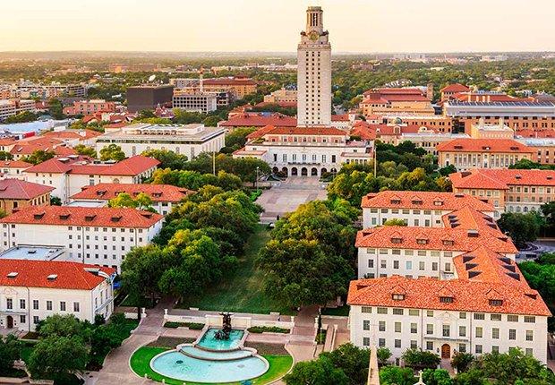 Lugares para vivir la jubilación y aprender - Austin, Texas