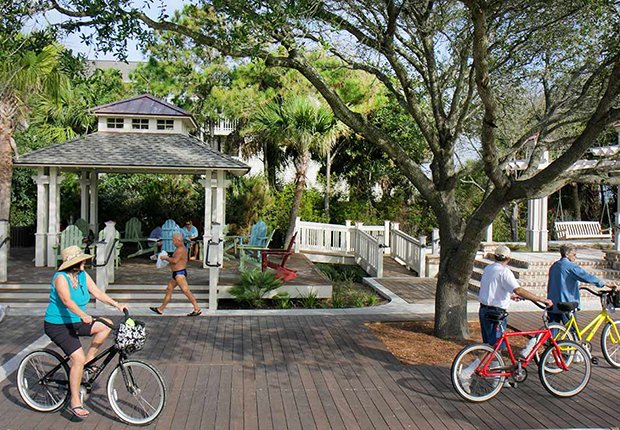 Lugares para vivir la jubilación y aprender -Beaufort, S.C.
