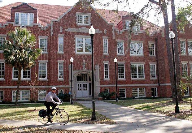 Lugares para vivir la jubilación y aprender -  Gainesville, Fla.