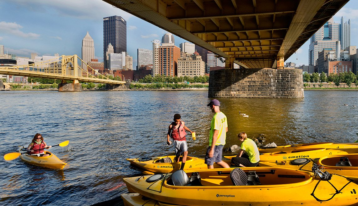 Pittsburgh Best City to Retire