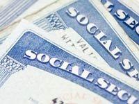 Tarjetas del Seguro Social.