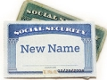 Social Security Cards, change names