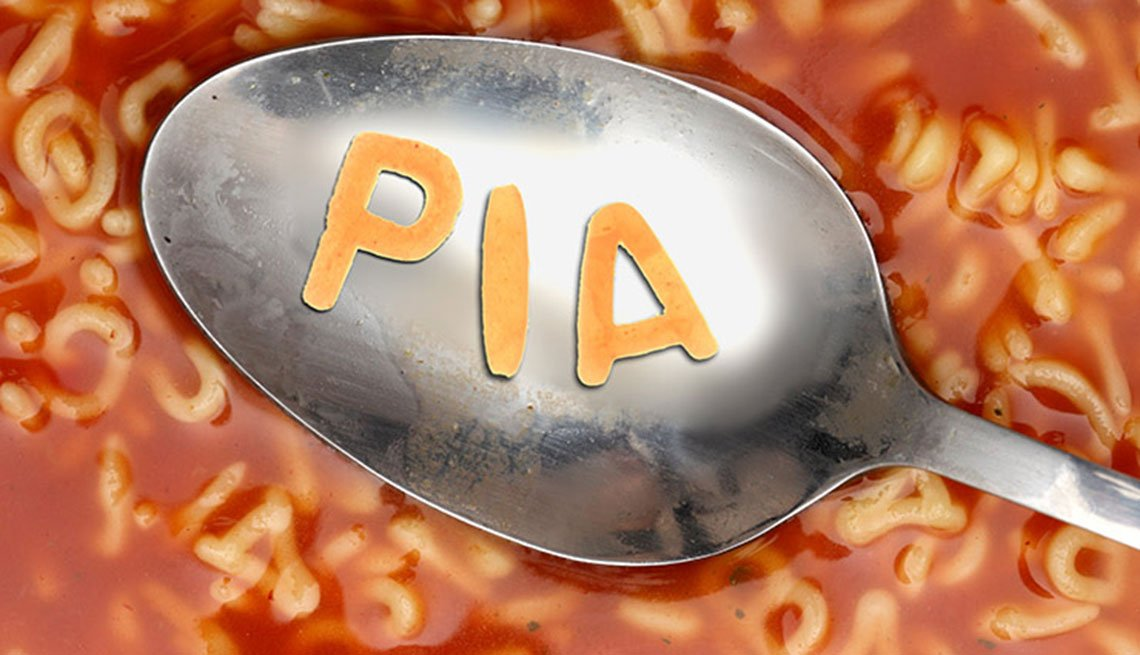 Social Security Mailbox: Alphabet Soup