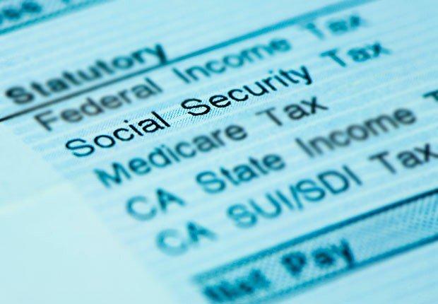 Parte de un estado de cuenta del Seguro Social - Cambios al Seguro Social en el 2016