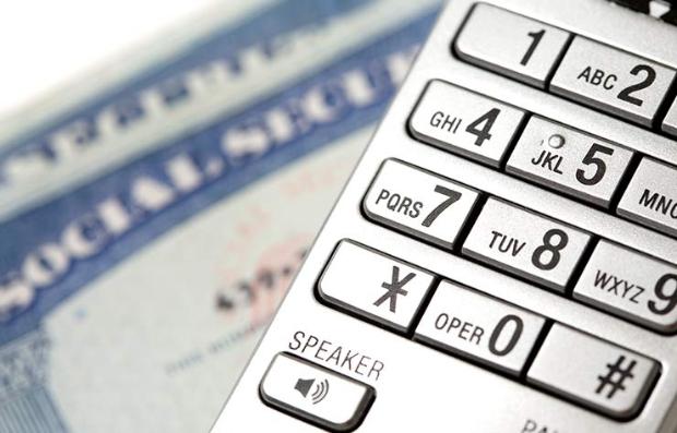 Report Social Security Fraud