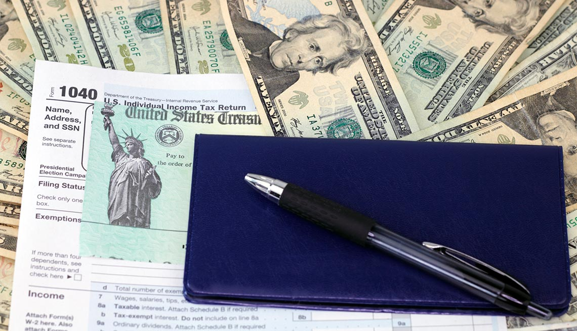 The IRS and Social Security Benefits