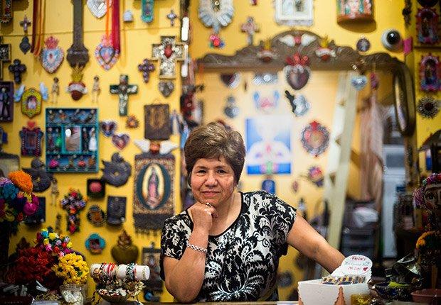 Retrato de Denise Gonzalo - ¿Qué pasará con el Seguro Social? Ellos opinaron en una encuesta nacional