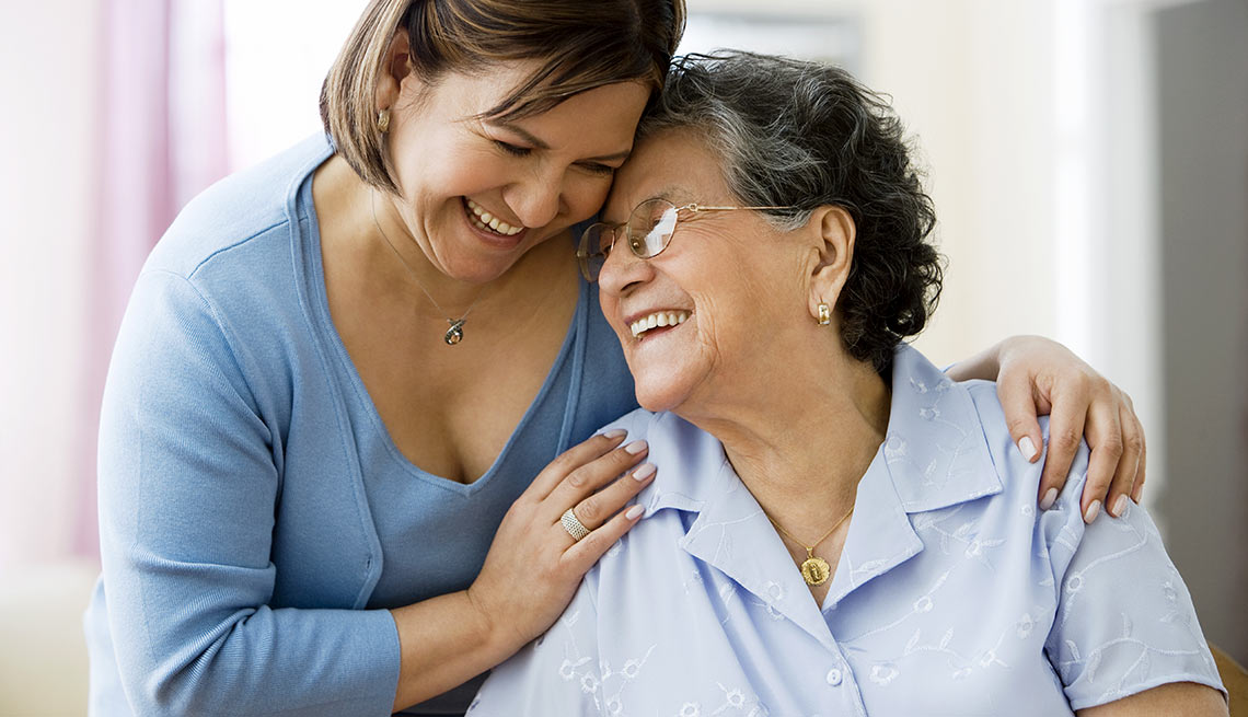 AARP Poll:  Social Security Women 50 plus -Credit for Caregiving