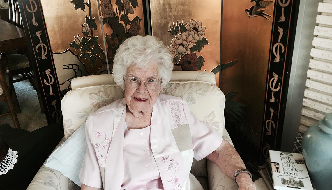 Fay Grover, 93, Murray, Utah