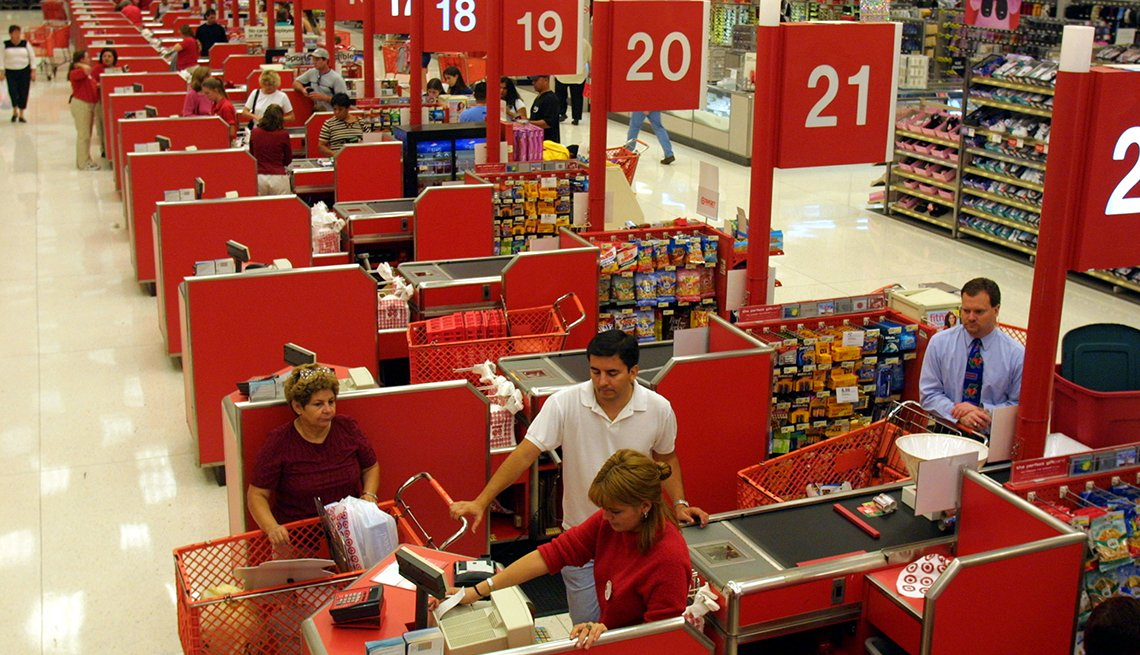 Target/Williams Sonoma/Holiday hiring update