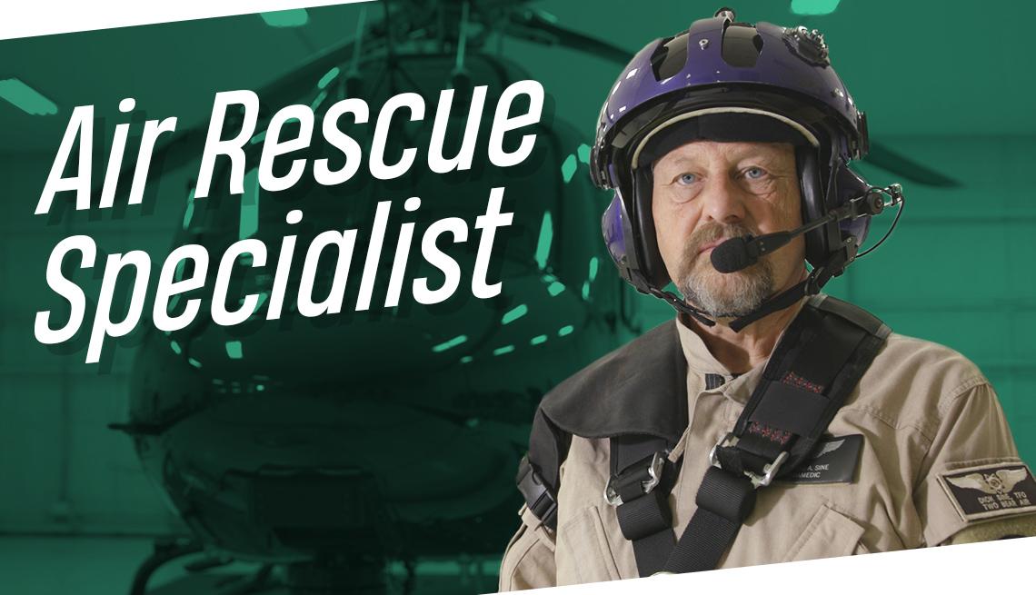 air rescue specialist