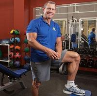 Dave Kergaard personal trainer