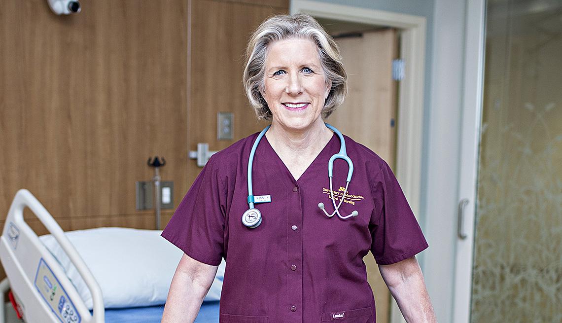 Sheryl Ramstad, es una jueza retirada