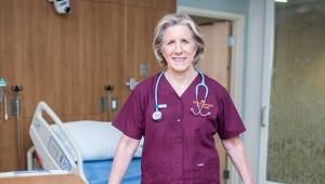 second career in nursing for Sheryl A. Ramstad, judge