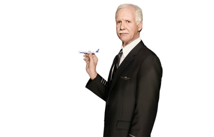 Conversation With Sully Sullenberger
