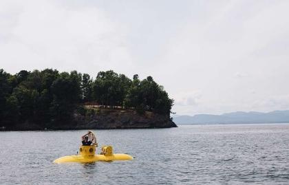 Pilot Turned Submariner Mark Trezza Lake Champlain