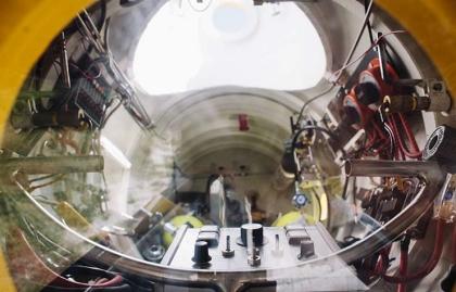 Pilot Turned Submariner Mark Trezza Inside