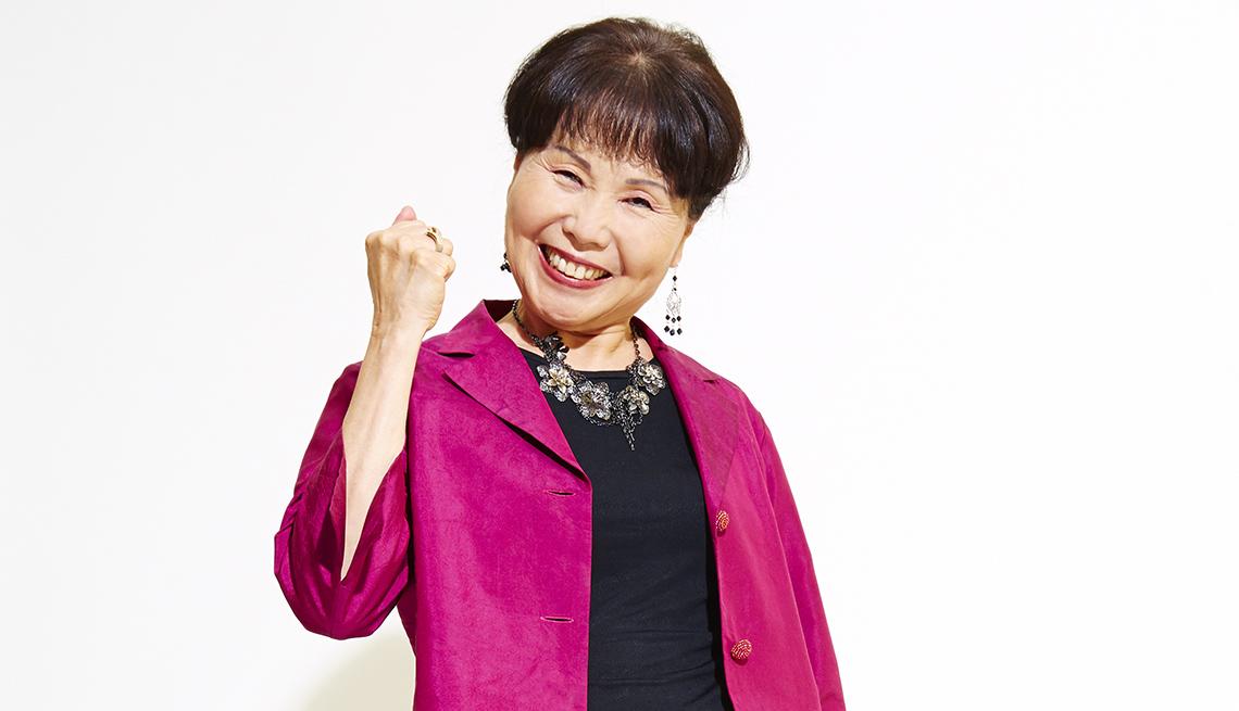 La ex peluquera Ja Park Choi