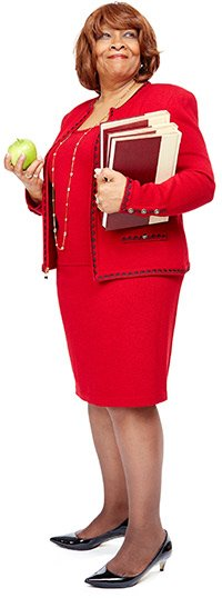 Doris McGhee Collins - Todavía trabajando después del retiro