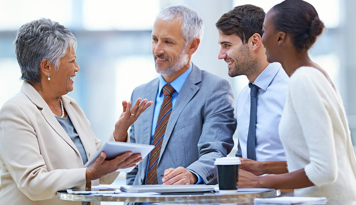 Professional networking is an effective step for those job searching in the New Year