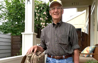 Retrato de Gary Nees - Ganar dinero en la jubilación