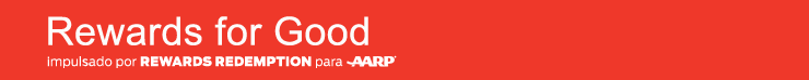 AARP Rewards for Good en Español