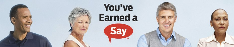 You've Earned a Say on Medicare and Social Security