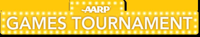 AARP - Games Tournament
