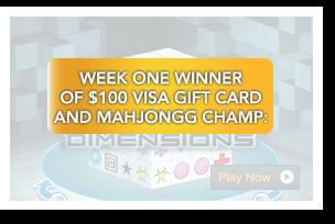 Week 1 - AARP Games Tournament