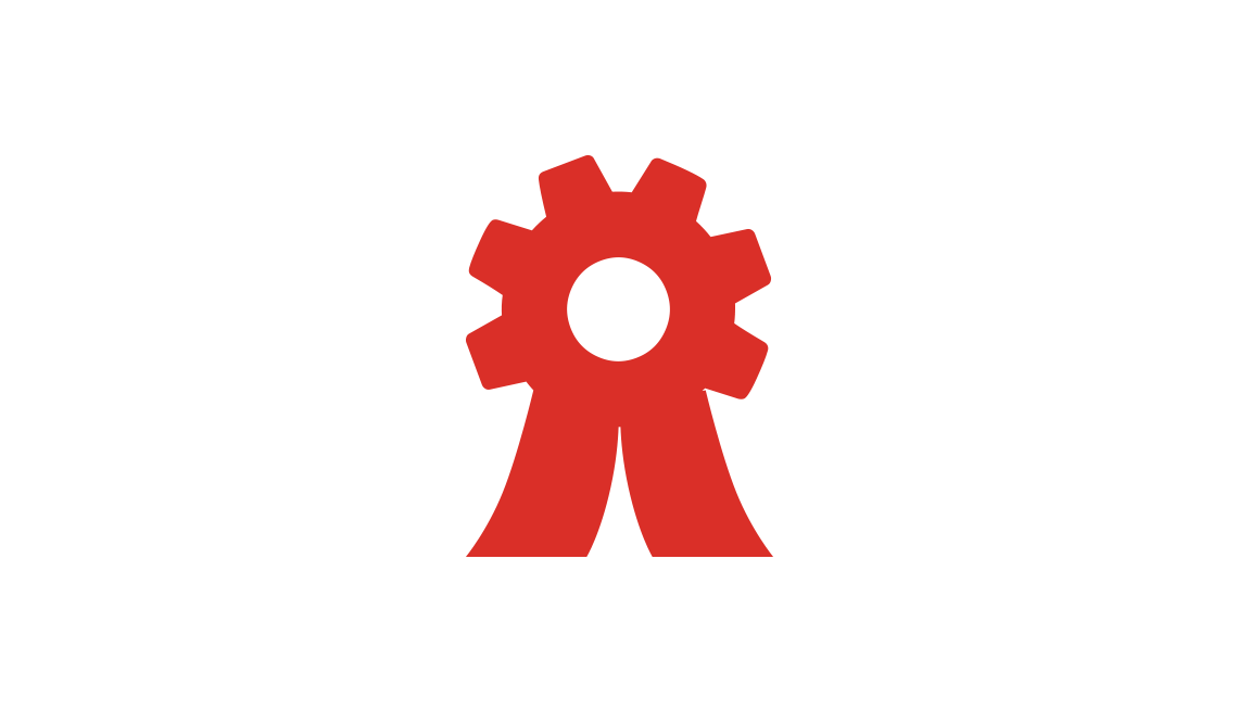 Icon of a cog