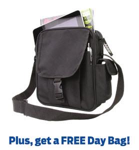 Veterans Day - Free Day Bag