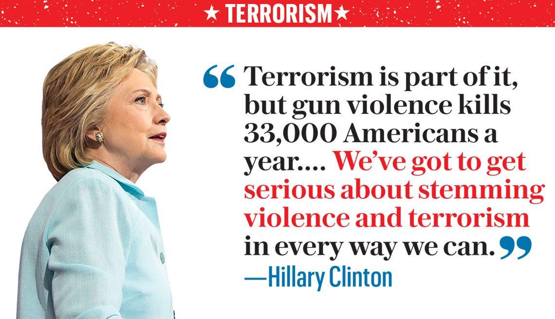 Clinton Terrorism
