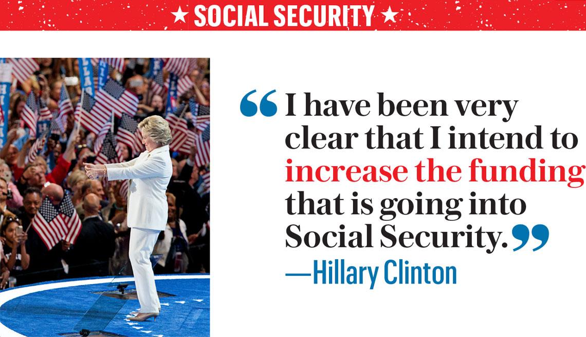 Clinton - Social Security