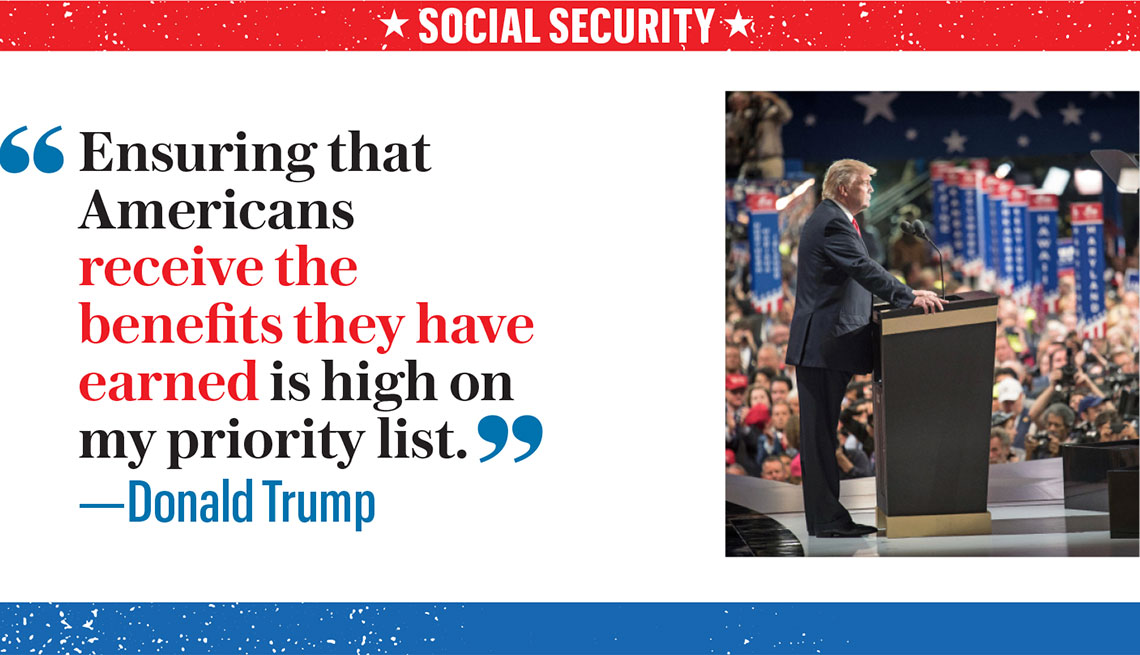 Trump - Social Security