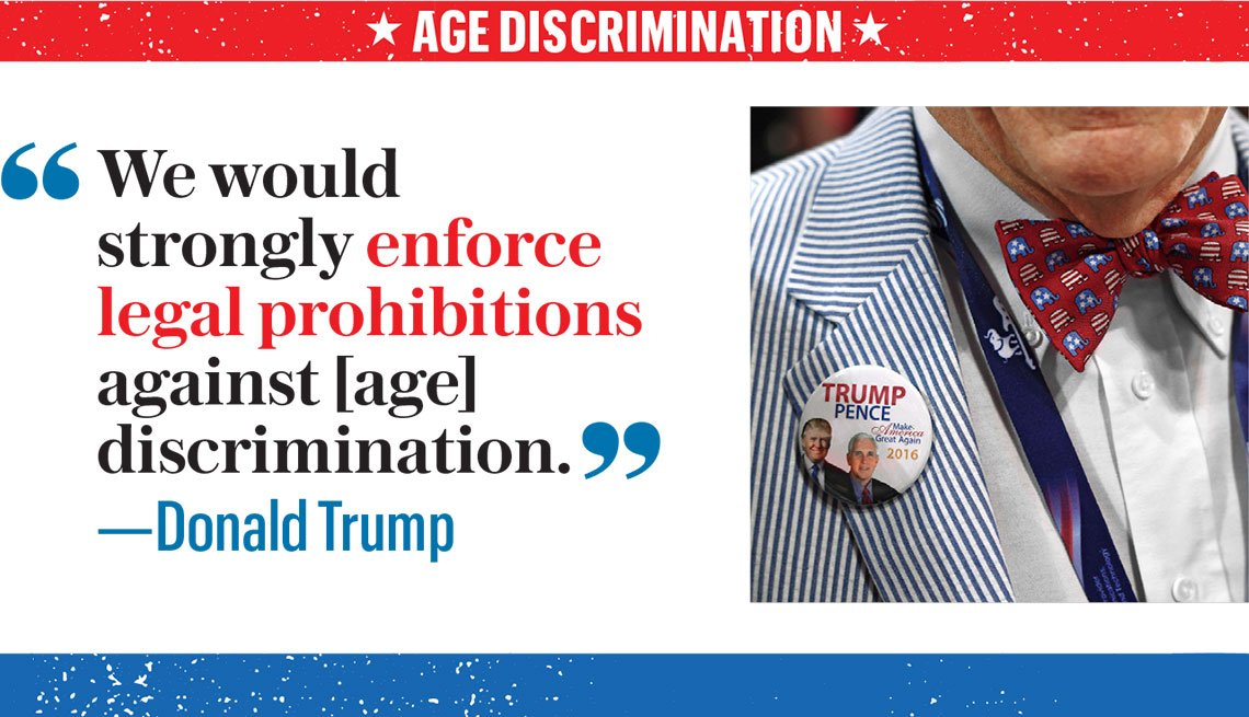 Trump - Age Discrimination