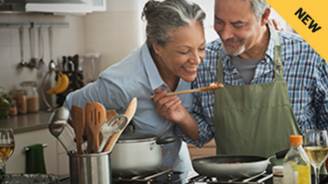 Brain-Healthy Home Cooking