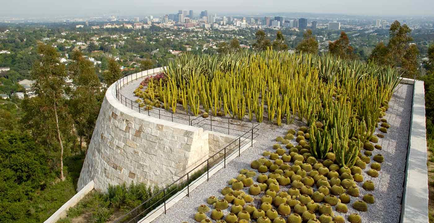 The Getty, Los Angeles, California