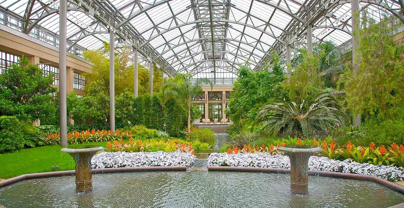 10 Beautiful Gardens in America