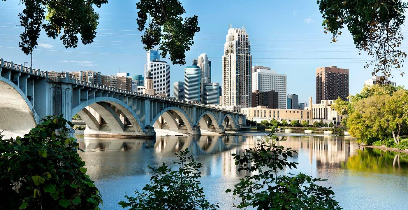 Minneapolis/St. Paul, Minnesota