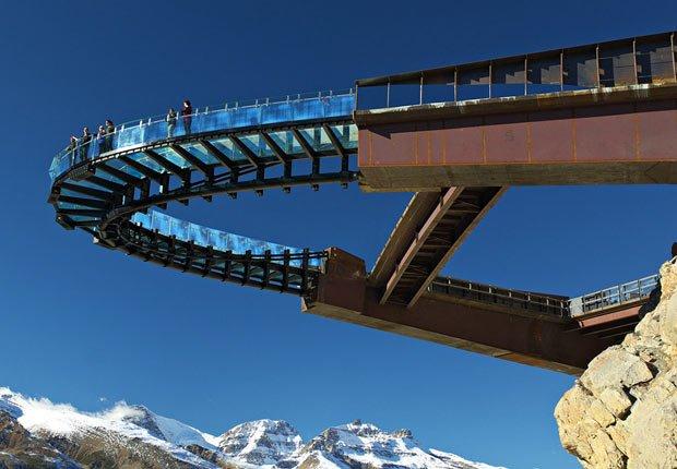 Glacier Skywalk en Alberta, Canadá - 10 Lugares para ir este verano