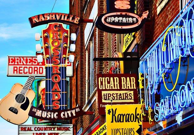 Nashville, Tennessee - 10 Lugares para ir este verano