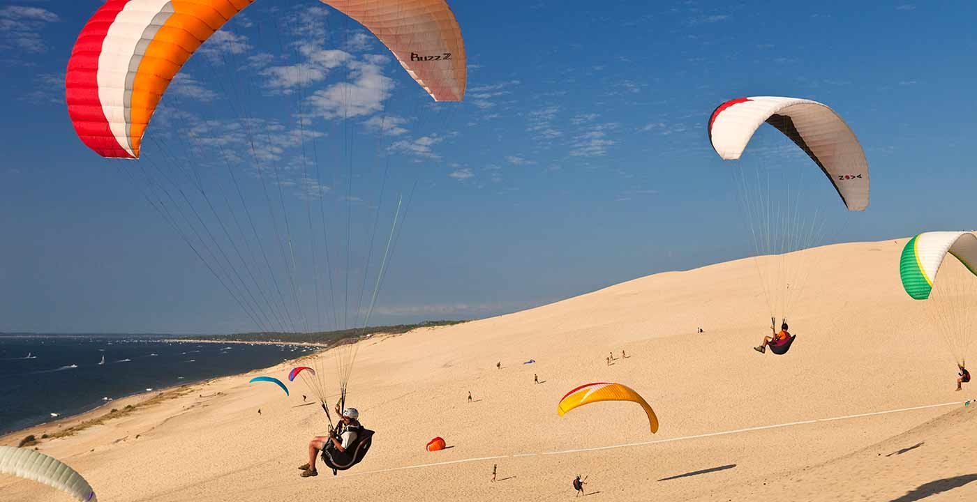 Great Dune of Pyla, France