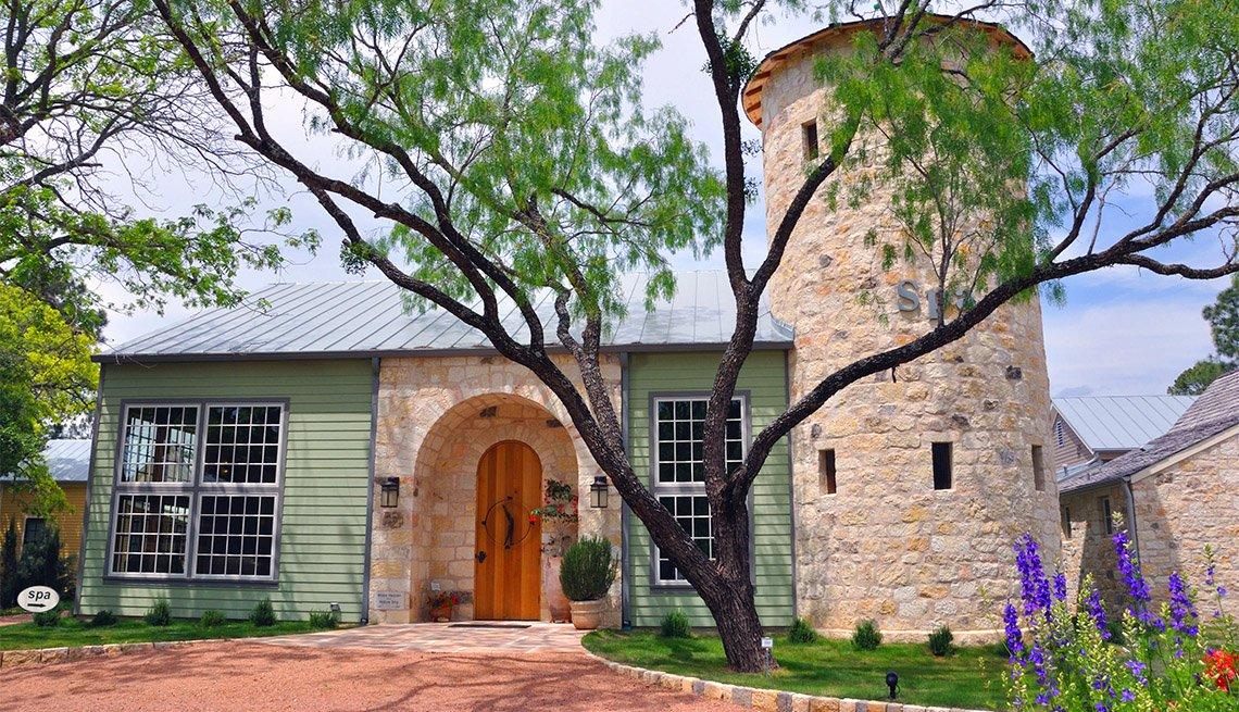 Fredericksburg Herb Farm, Texas,