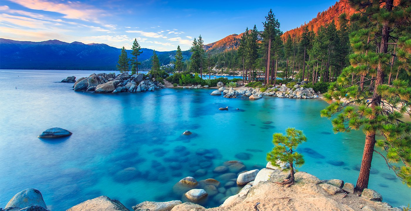 Summer Vacation In California And The Northwest